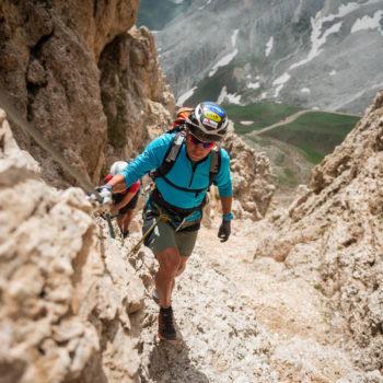 Percorsi a fune fissi nella regione turistica Alpe di Siusi